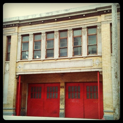 Firehouse. by type.wright // charlie wright