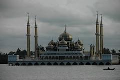 Masjid Kristal (RabunWarna) Tags: islam mosque kuala pulau taman masjid kristal terengganu wanman tamaddun
