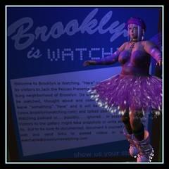 Watching Brooklyn (Strawberry Holiday) Tags: life holiday brooklyn strawberry watching second slbuzz popcha