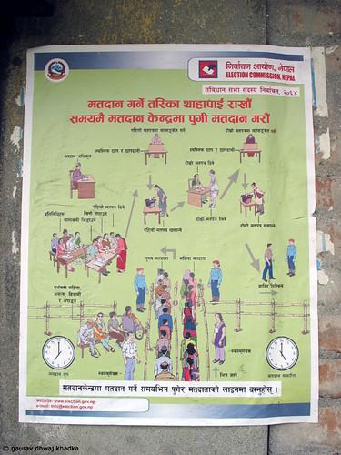 Poster by Gaurav Dhwaj Khadka