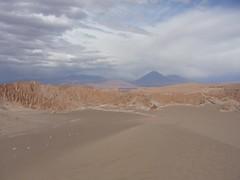 San Pedro Atacama Sandboard paysage