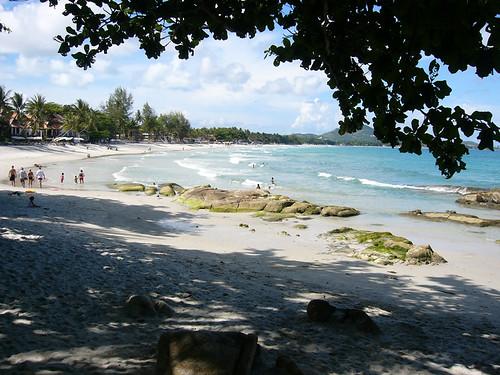 サムイ島-チャウエンビーチ-chaweng beach3