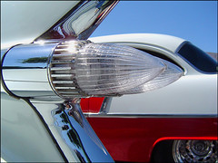 (     Sweet    Dreams   ) (Bob the Real Deal) Tags: auto show california red white detail tower classic 1955 car reflections lights sweet district steel sony tail elvis cadillac clear chevy chrome fresno 1958 bullet 1955chevy sweetdream bullets fins caddy cad 1959 1960 sweetdreams sonydscp72 1959cadillac 1959caddy towerdistrictcarshow 1956vhevy 1960caddy