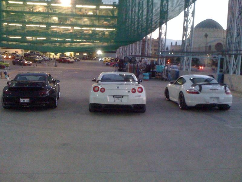 Autos de Rápido y Furioso 4