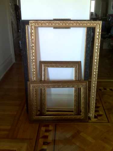 treasure garbage frames