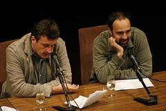 Niccolò Ammaniti e Antonio Manzini