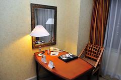 My room @ Parklane Hotel, Jakarta