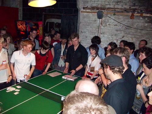 netaudio ping pong