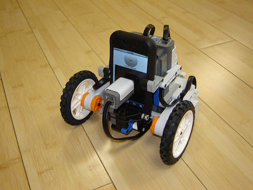 iPhone Lego Robot