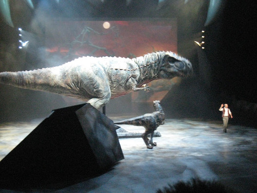 Walking with Dinosaurs: The Live Experience