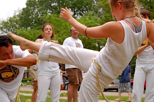 Capoeira Play