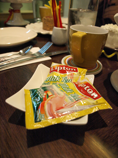 Lipton Milk Tea