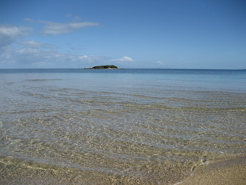New Cal beach ripples