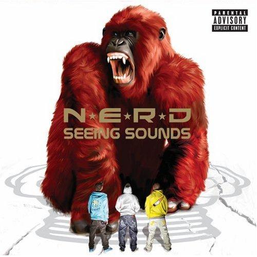 Nerd album cover