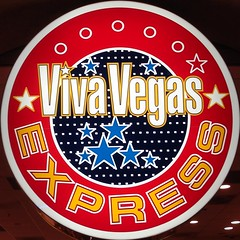 Viva Vegas Express (mag3737) Tags: vegas sign stars lasvegas squaredcircle express squircle viva 10up3 12000 12000th