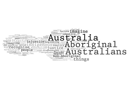 wordle - redfern speech