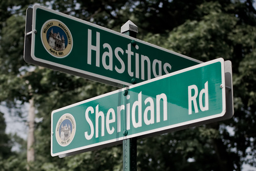 Sheridan and Hastings