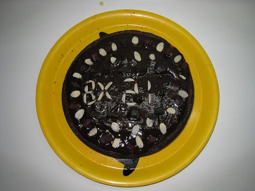 Johan's Birthday cake