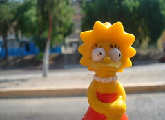 Lost In Translation (Srch) Tags: toy lisa lostintranslation thesimpsons simpson lisasimpson lossimpsons simpsonstoy