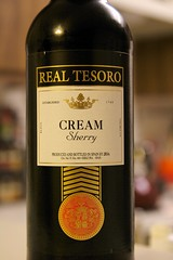 Marqués del Real Tesoro Cream Sherry