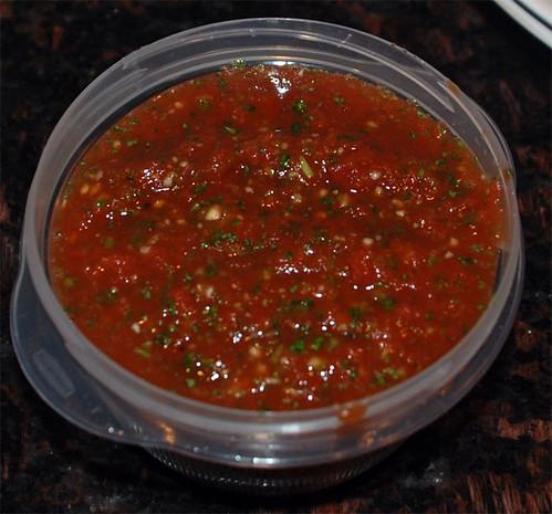 Super Bowl Appetizer Nachomama's Salsa