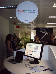 MeetmyPlanet again (LucilaTakjerad) Tags: brussels eu days sme meetmyplanet