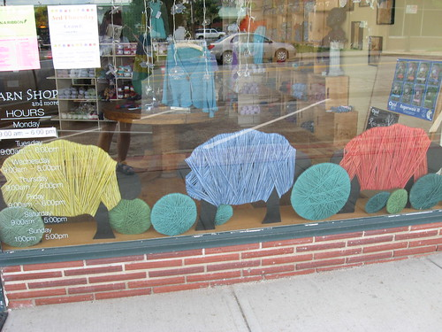 Yarn Shop and More