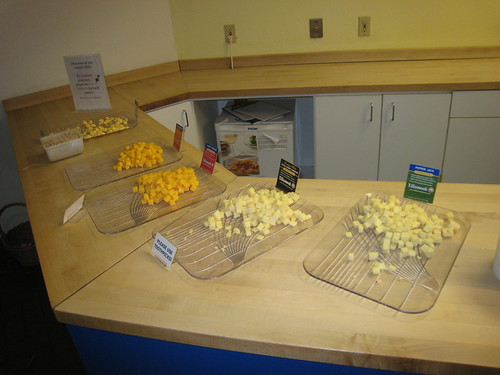Free Cheese Samples