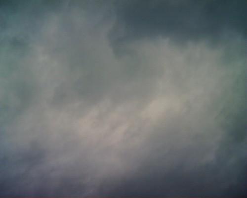 【写真】VQ1005で撮影した曇り空