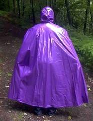 PVC-Regencape-lila (segelfalter2000) Tags: raincape regencape