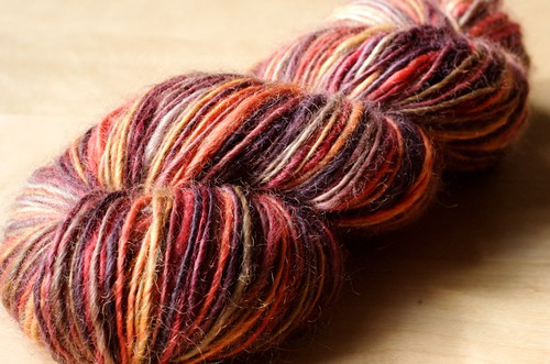 Wensleydale Yarn - Chiminea