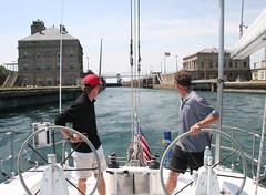 IMG_0214 (brewdawg14) Tags: sailboat locks chewbacca saultstemarie