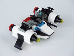 Scout- - 20 (CyberLizard) Tags: ship lego space microscale