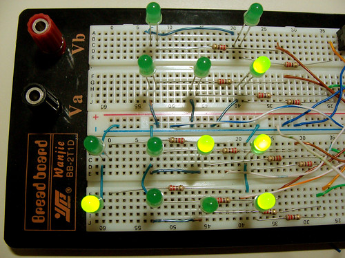 Binary Clock I