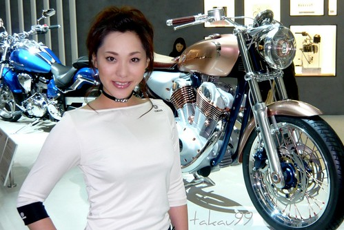 taken at tokyo motor show 2007