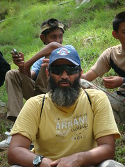The Trainer (Ali Manzer) Tags: pakistan summer camp training relief welfare balakot alkhidmat akws