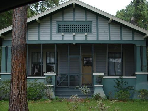 Apalach home