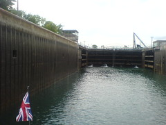 Still going inside the lock (spinspin_56) Tags: saultstemarie locktour