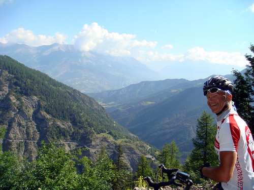 Col d'Allos and Scott