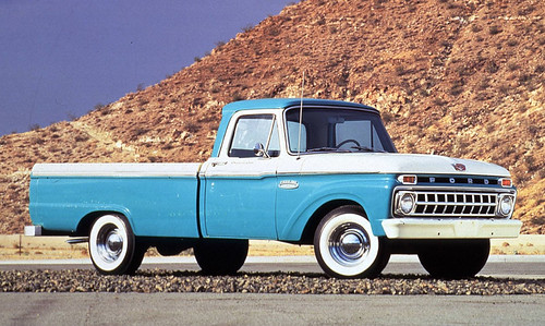 Ford's 1965 F100