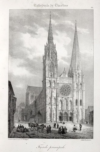 Chartres01- fachada principal