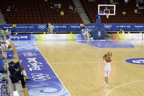 Beijing Day 6 — Basketball USA v RUS — 10