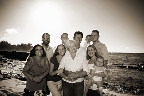 Hawaii Family Portraits -0002