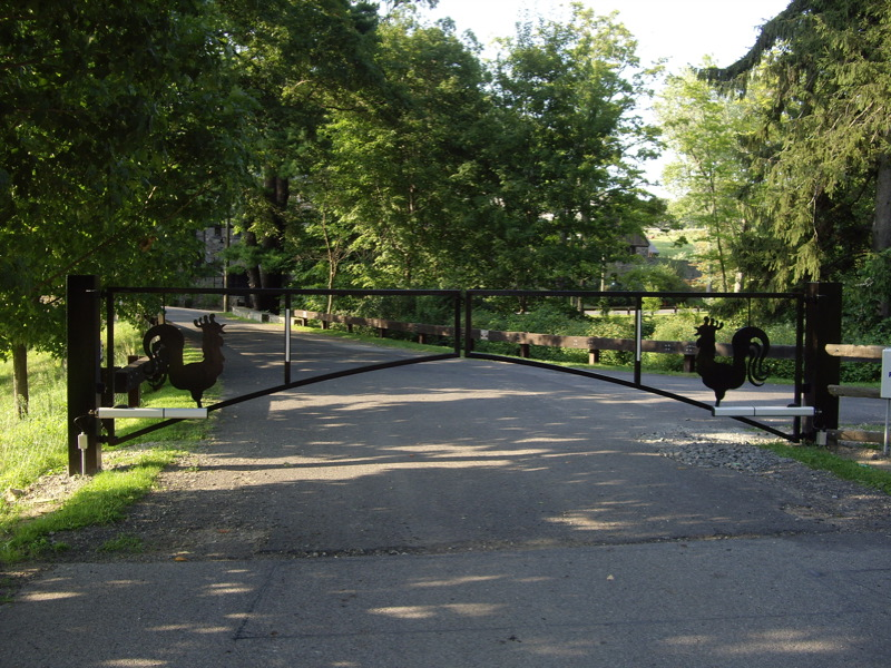 Rooster Gate