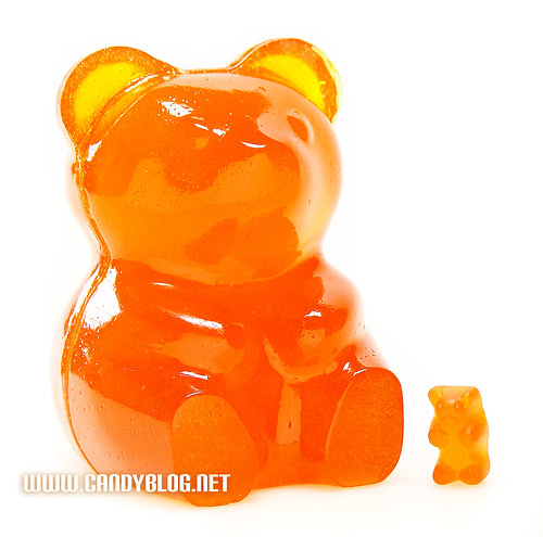 Big Bite Gummy Bear