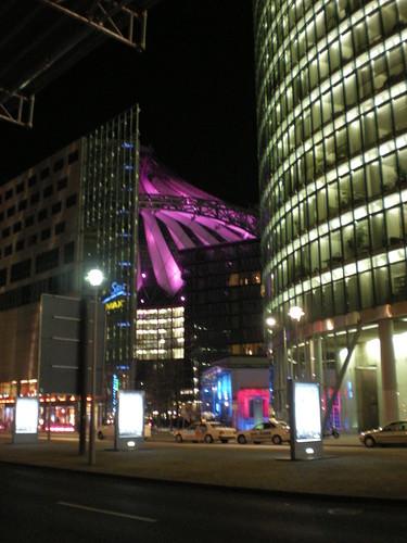postdamer platz - sony center