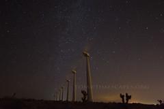 Power (Tom Lowe @ Timescapes) Tags: windmill night way stars power desert wind mojave milky renewable ysplix