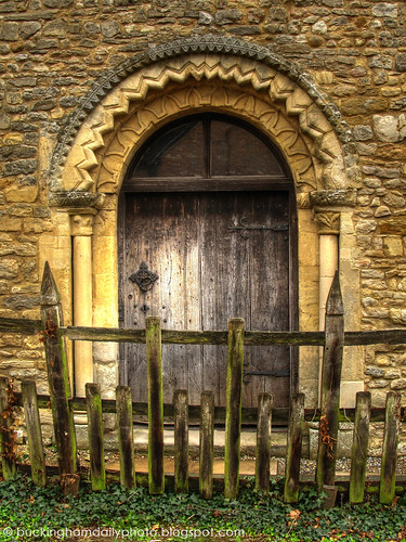 Chantry Chapel door