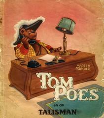 Toonder 1949 Tom Poes en de talisman (bramhopman) Tags: comic strip bommel tompoes toonder