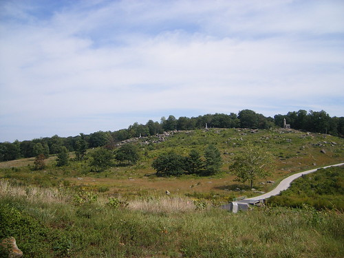 Little Round Top at Gettysburg
